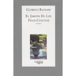 Un libro al d a giorgio bassani el jard n de los finzi - Il giardino dei finzi contini libro ...