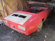 Carroceria de Puma GTS 1977