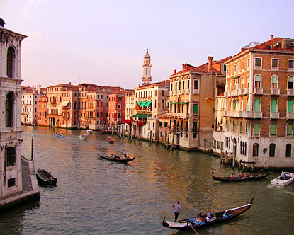 venice, italy, canals, boats