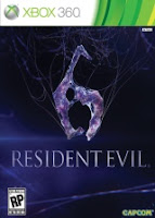 re 6 box 360 New Resident Evil 6 DLC Announced