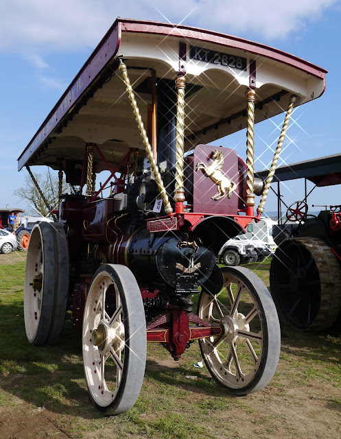 Abbey Hill Steam Rally