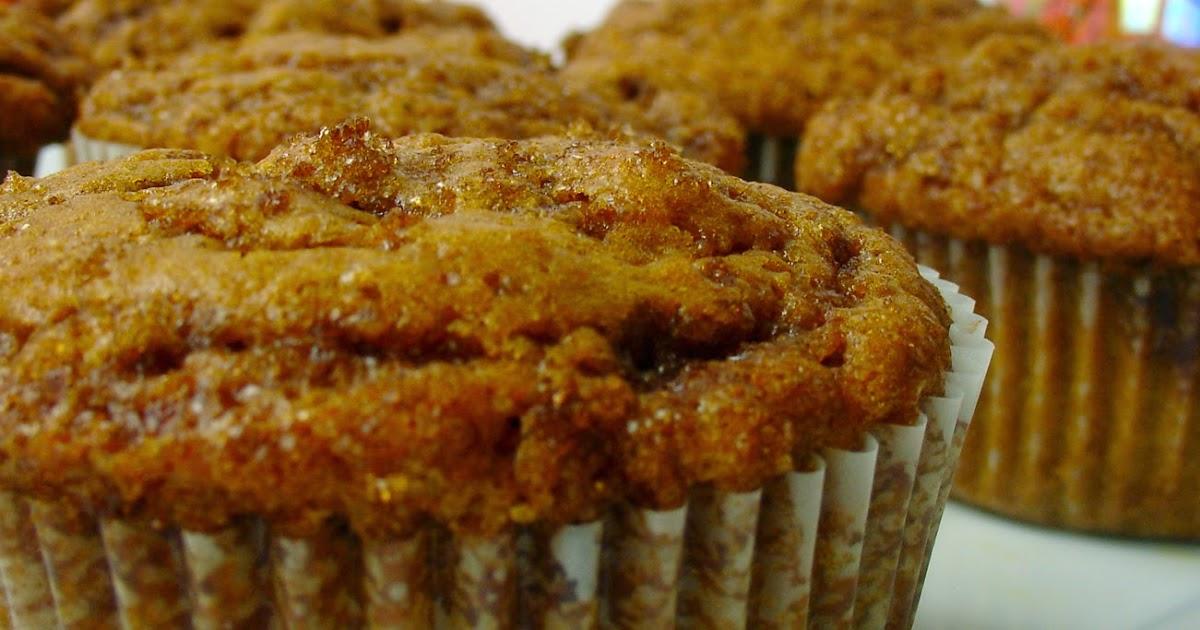 Mystery Lovers Kitchen Cinnamon Pumpkin Muffins