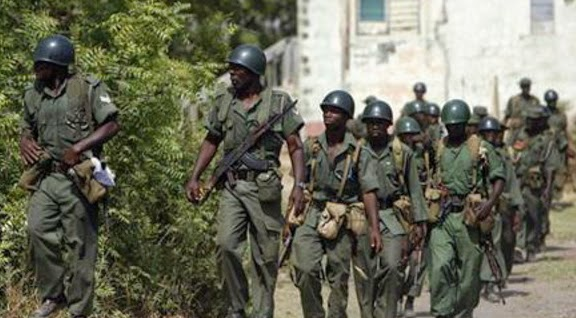 boko haram seize military base