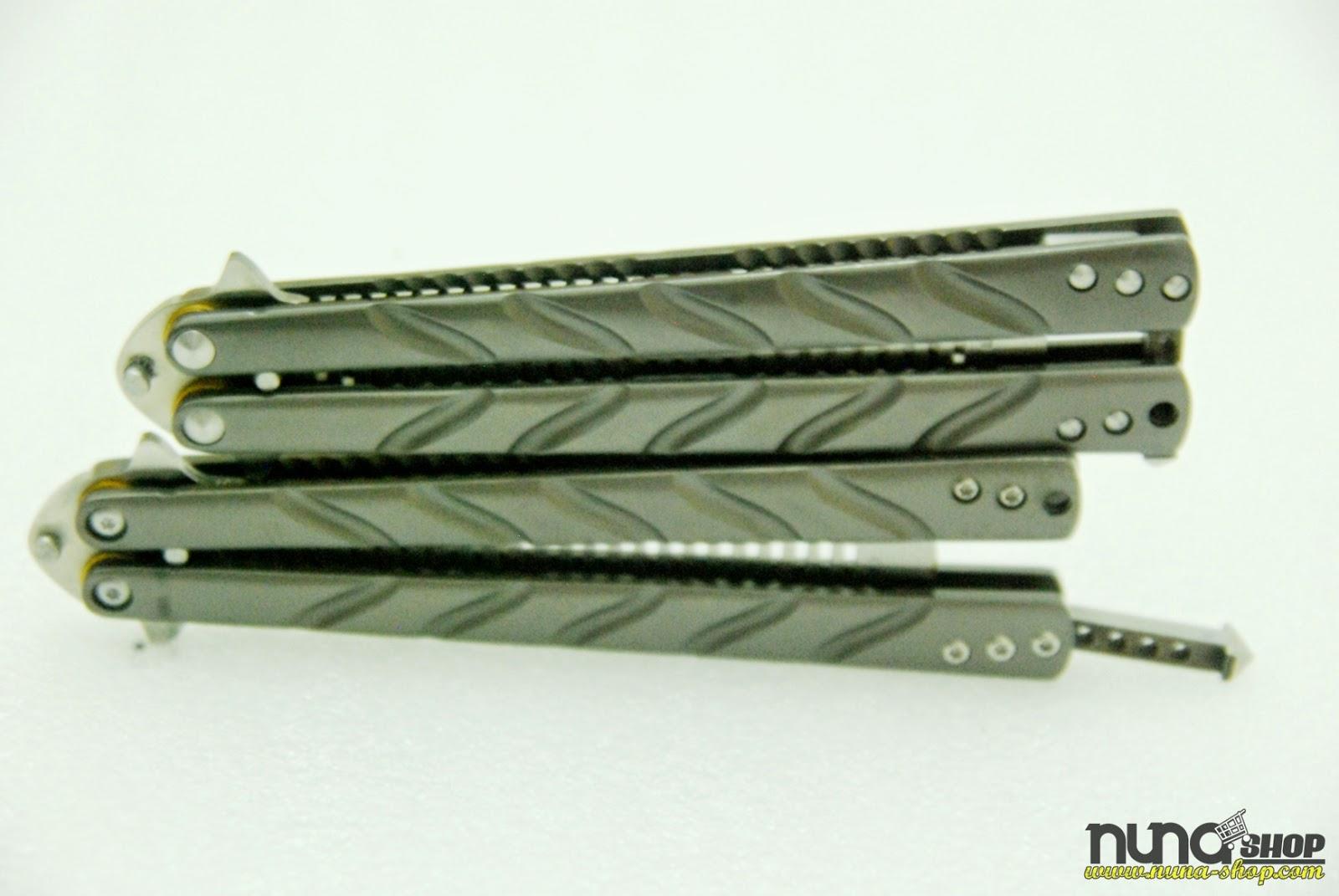 Toko Online Jual Muarah Balisong Butterfly Comb MTech