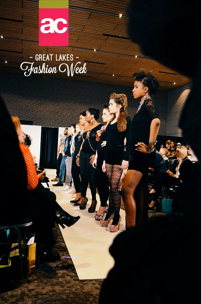 Cleveland Ohio Fashion Show GLFW