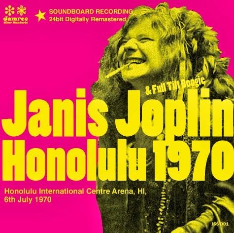 T U B E Janis Joplin 1970 07 08 Honolulu Hawaii