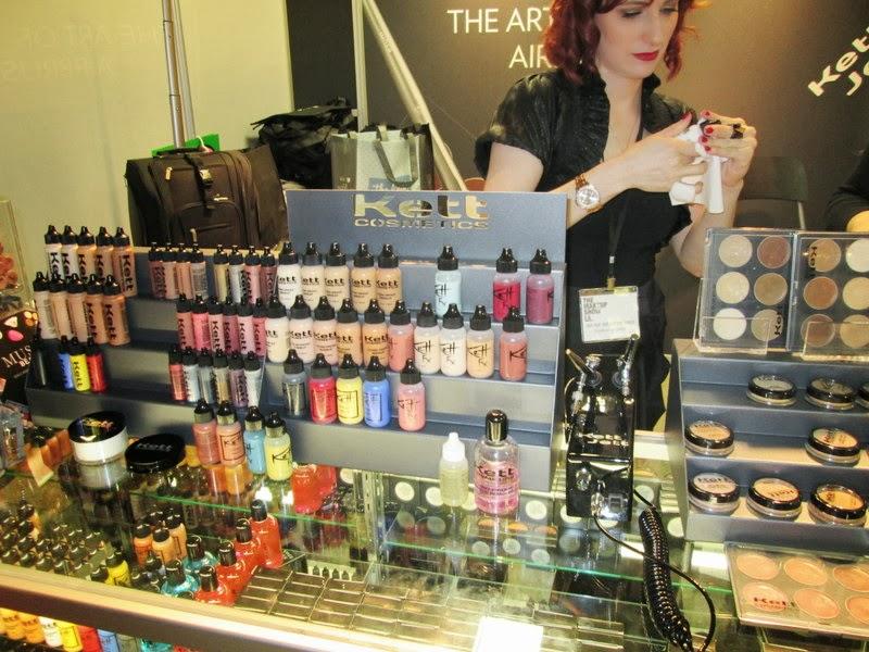 makeup show kett cosmetics