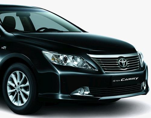 Promo Toyota Camry 2015