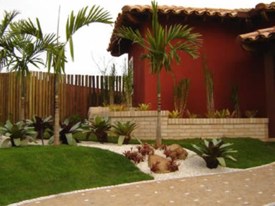 decoracao jardim residencial : decoracao jardim residencial:Cecyn Arquitetura + Design: Paisagismo Residencial