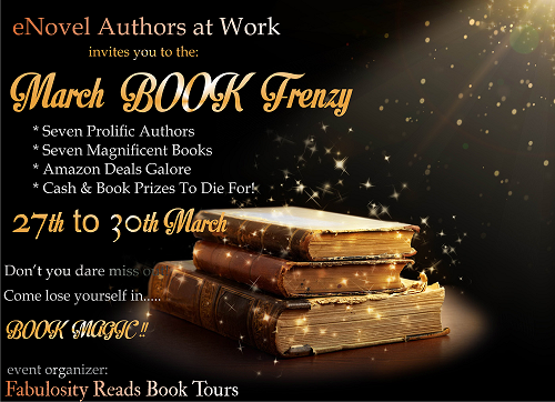 ♥ March Book Frenzy with Prizes!