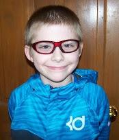 Woodjie, age 9