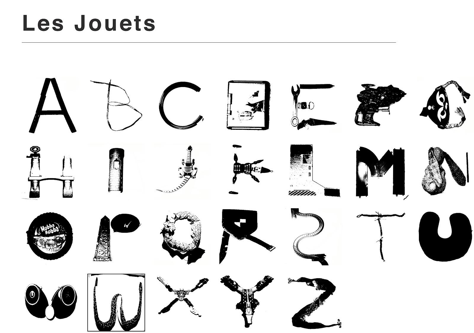 Les arts appliqu s albert de mun seconde gt aa l 39 alphabet et la typographie cr er des - Pot en 3 lettres ...