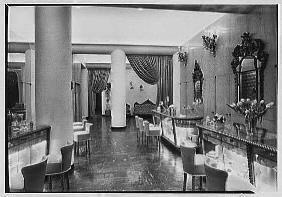 The american past nyc in focus the beauty of the for 5th avenue beauty salon
