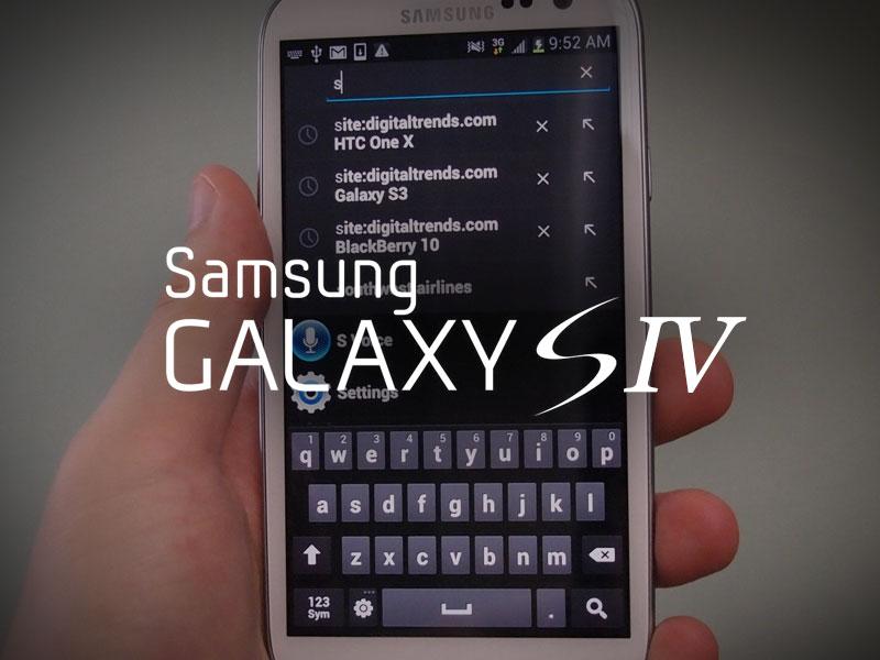 Galaxy S IV Gunakan Dua Varian Prosessor?