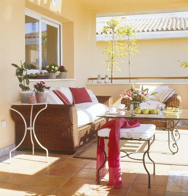 Fotos de terrazas decoradas ideas para decorar dise ar for Ideas para disenar tu casa