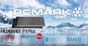 Huawei P9 Plus messo sotto Test su  PC Mark for Android Benchmark