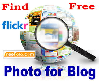 find free photos for blog