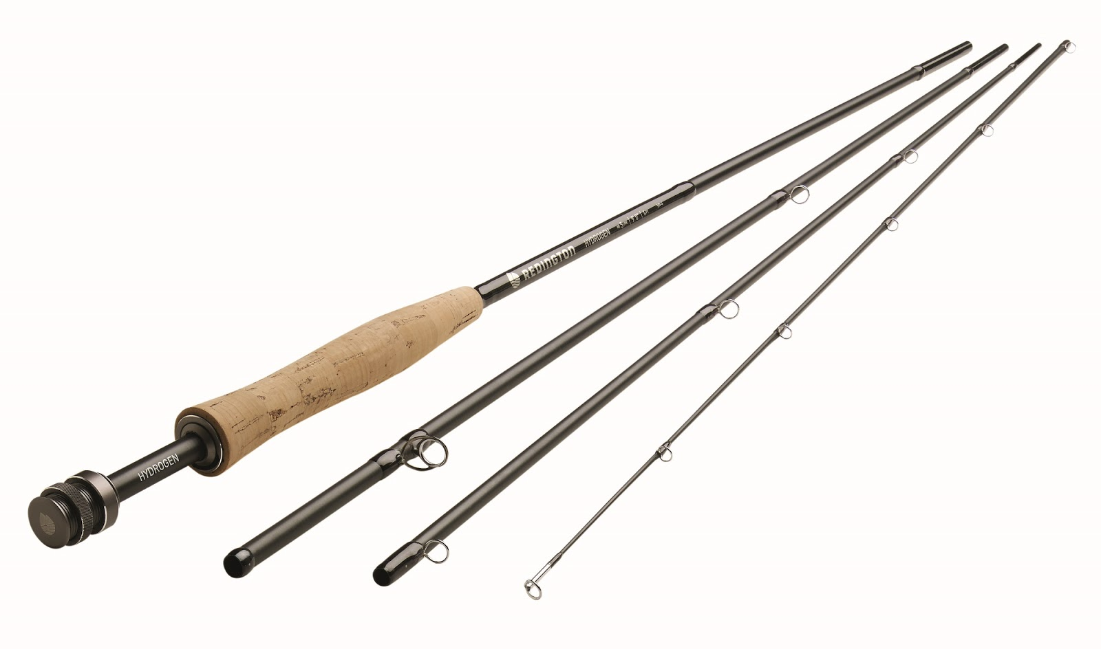 Gorge fly shop blog new rods from redington hydrogen for Trout fishing pole