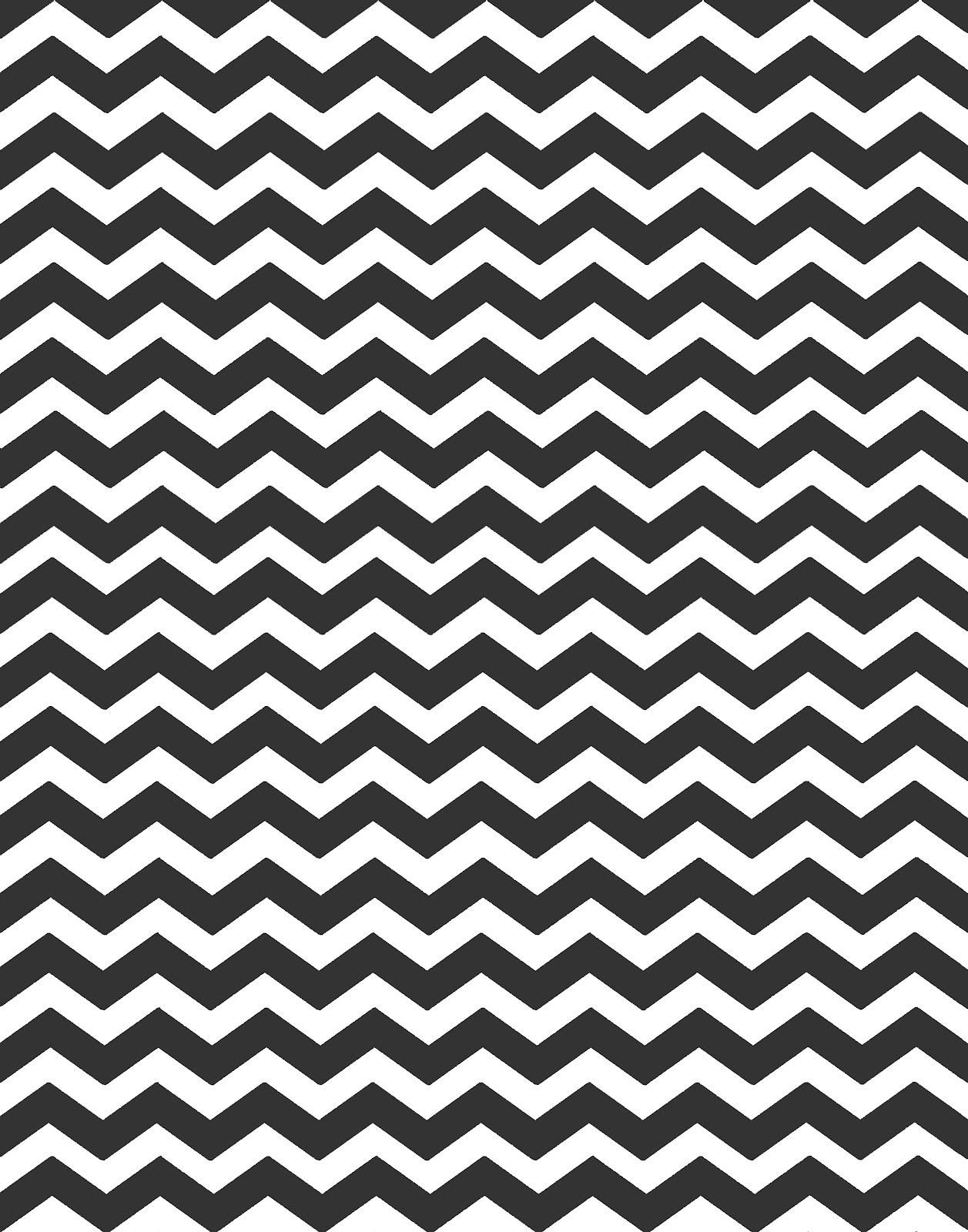 Black chevron pattern for How to make a chevron template