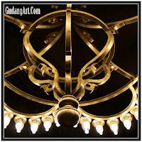 lampu gantung masjid 05