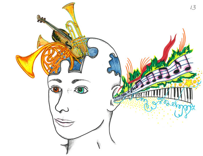 how music affects the brain essay Essay about effects of music on the brain  music and the brain essay  the way music affects the brain is an extraordinary phenomenon.