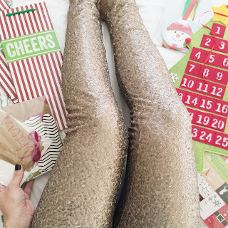 gold sequin leggings, molly suzanne