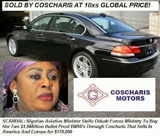 Stella Oduah tells her own side of the story to The Car Scandal