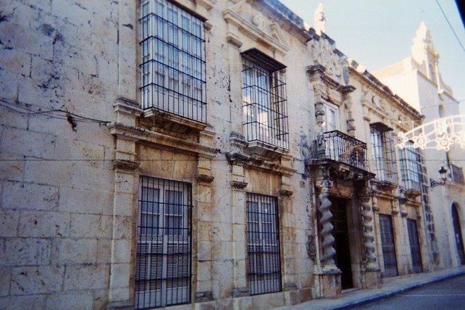 Desde la alcazaba finalizaron las obras de restauraci n de la fachada del palacio - Fotos estepa sevilla ...