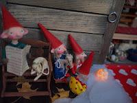 Tonttutalo - Elves' Cabinet