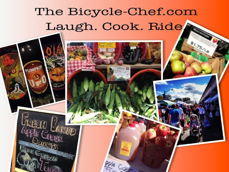 THE BICYCLE-CHEF
