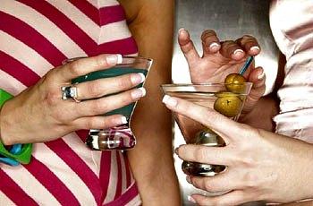 Cancer de mama e os riscos aumentados com o consumo de alcool