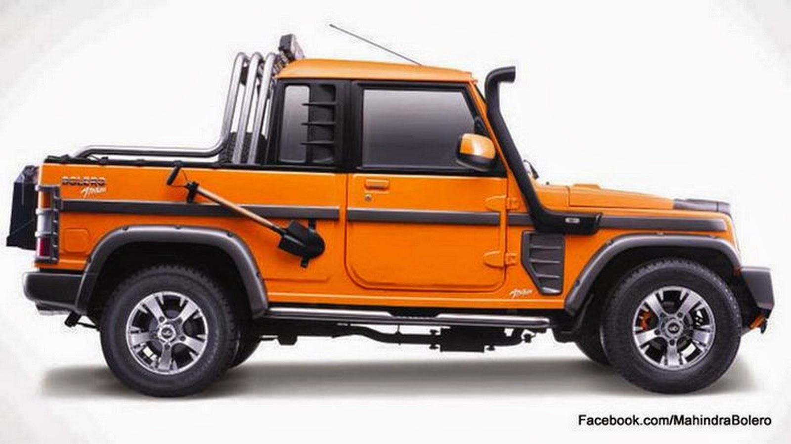Mahindra Bolero Wallpaper 2014 Just Welcome To Automotive