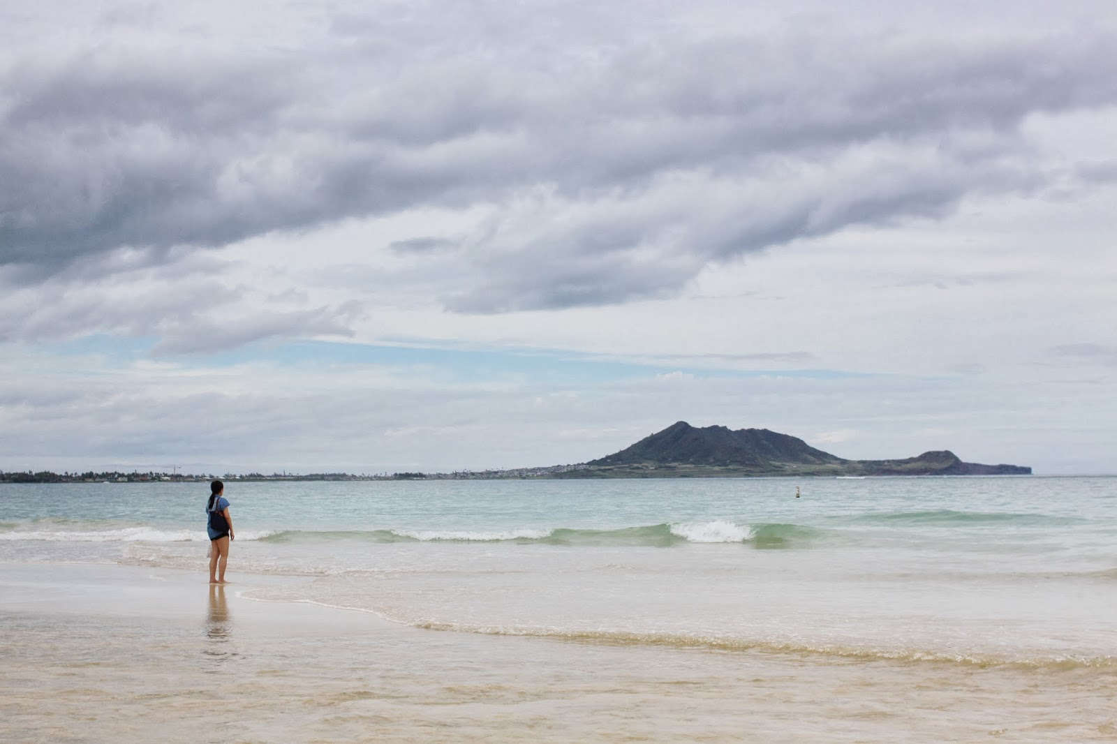 Kailua beach. Photo: Just J