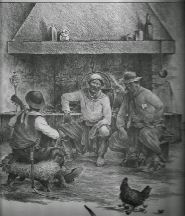 eleodoro marenco en el fogon