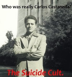 The excellent BBC documentary reveals - Carlos Castaneda and the Suicide Cult: