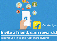 Flipkart App: Invite your Friends and Earn Rs. 75 Gift Voucher : BuyToEarn