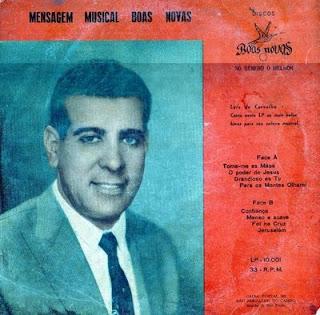 Luiz de Carvalho Vol 1 1958