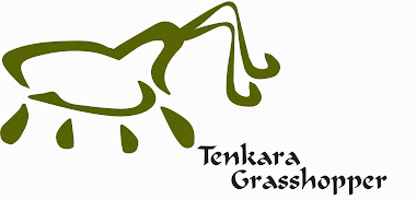 Tenkara Grasshopper Logo