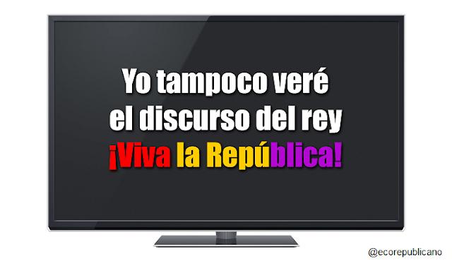 La televisión autonómica vasca no emitirá el Mensaje de nochebuena del rey Felipe VI