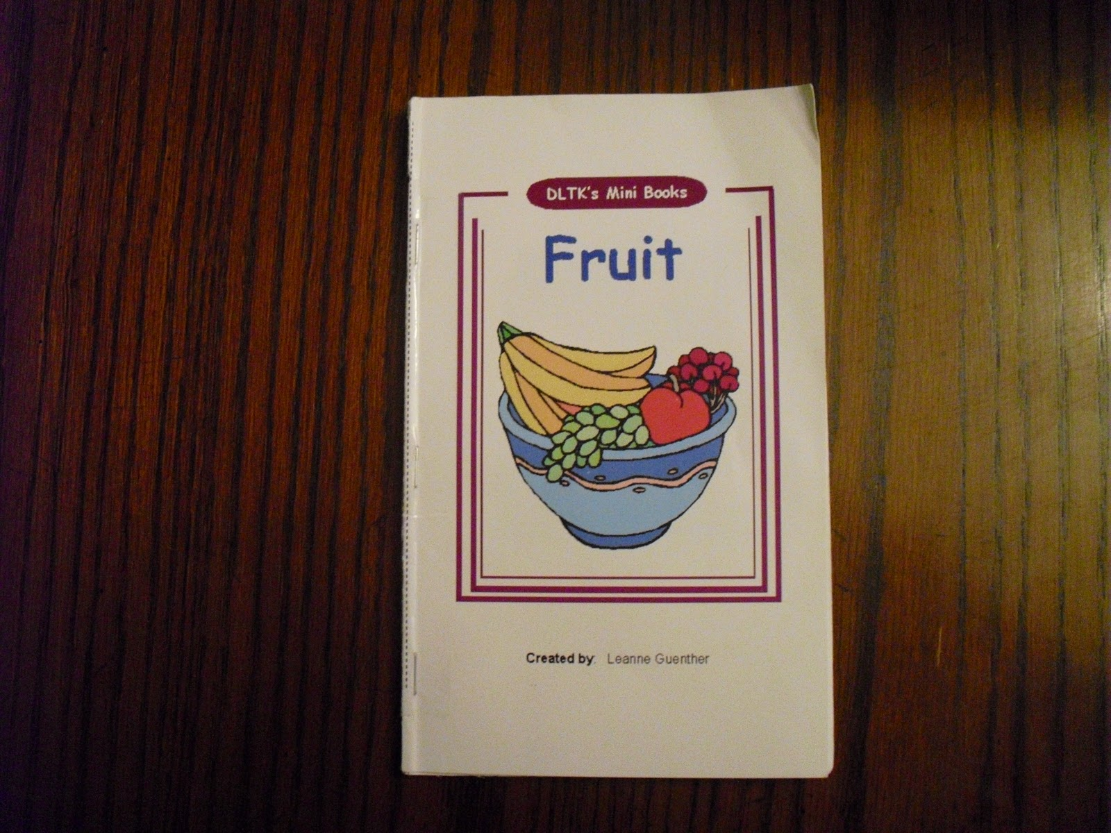 Worksheet Beginning Reading Books Printable beginning reading help teach an early reader with the free fruit is a patterned text book for readers author leanne guenther has been kind enough to share this and many others