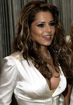 Cheryl Cole blamed for being farting on planes
