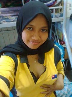Malay women – Budak SUKMA negeri Johor