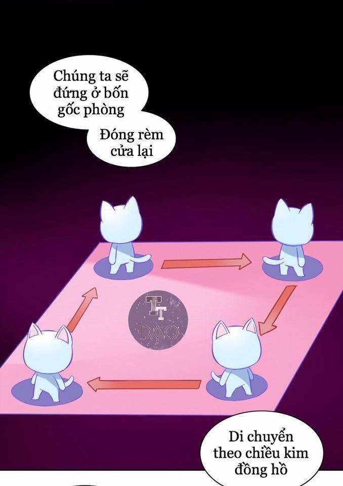 Dưới Móng Vuốt Mèo Chap 4 - Next Chap 5