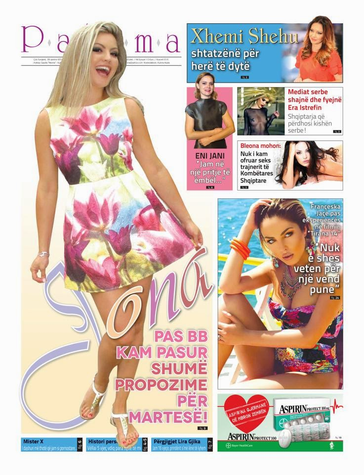 Revista PALOMA - 28 Qershor 2014