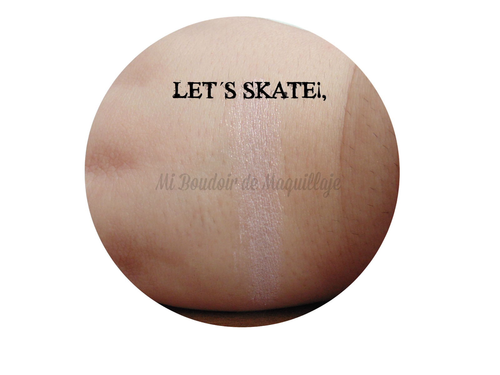 Let´s Skate paint pot Mac
