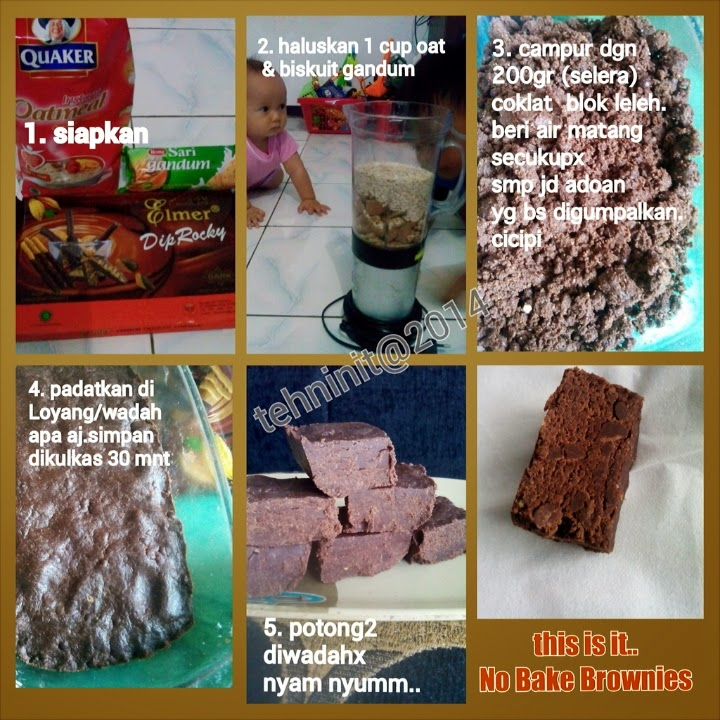 how-to-make-no-bake-brownies