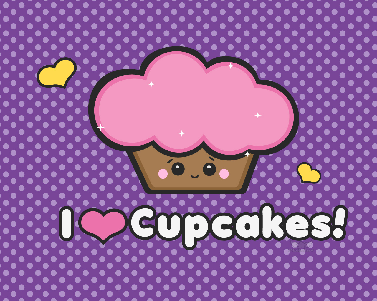 Cute Cupcake Images : Cute Cupcake Backgrounds