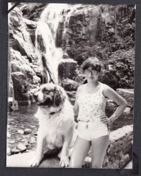 W Karkonoszach zakochałam się w 1984 roku.