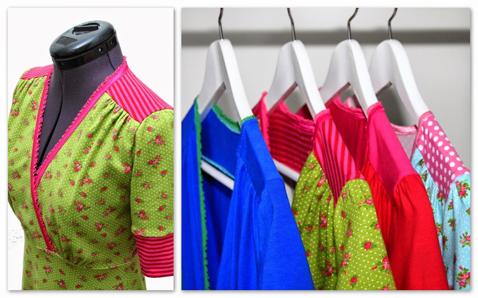 tricot damesjurk