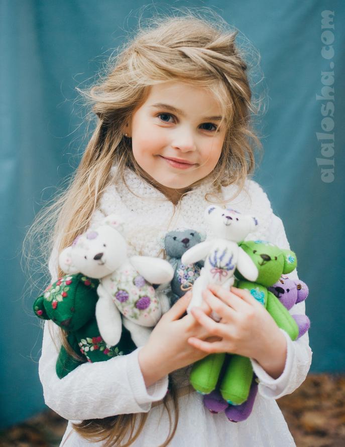 Vogue Children Models